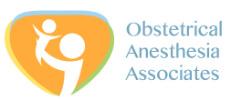 Obstetrical Anesthesia Associates